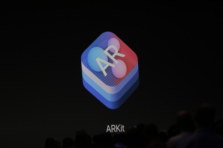 ARkit Augmented Reality Kit for iOS